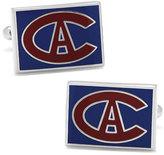 Cufflinks Inc. Men's Vintage Montreal Canadiens Cufflinks