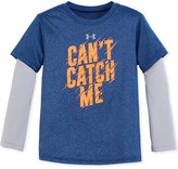 Under Armour Graphic-Print T-Shirt, Toddler Boys (2T-5T) & Little Boys (2-7)