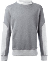 Belstaff block colour sweatshirt - men - Cotton - S