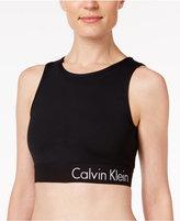 Calvin Klein Medium-Impact Long-Line Sports Bra