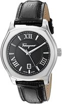 Salvatore Ferragamo Men's FQ1980015 Lungarno Stainless Steel Watch