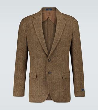 Polo Ralph Lauren Single-breasted wool-blend blazer