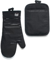 Food Network Silcone Oven Mitt & Pot Holder