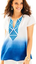 Lilly Pulitzer Breakers Row Ombre Tunic