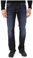Mavi Jeans Zach Regular Rise Straight in Deep Indigo