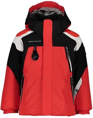 Obermeyer Bolide Jacket (Toddler/Little Kids/Big Kids) (Red) Boy's Jacket