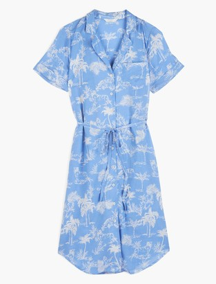 Lucky Brand Resort Shirt Dress