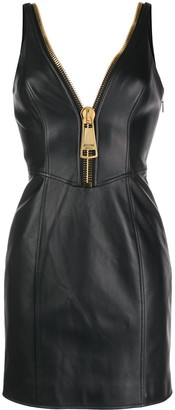 Moschino Fitted Short Dress