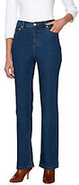 As Is Liz Claiborne New York Petite Hepburn Bootcut Jeans