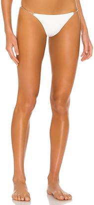 Vix Paula Hermanny Chain String Cheeky Bikini Bottom
