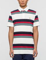 MAISON KITSUNÉ Marin S/S Polo Shirt
