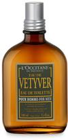 L'Occitane Vetyver Eau de Toilette 100ml