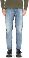 Diesel Narrot-ne 0667 Slim-fit Tapered Jogg Jeans