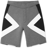 Neil Barrett - Panelled Neoprene Shorts
