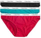 Calvin Klein Carousel Bikini 3-Pack QD3588