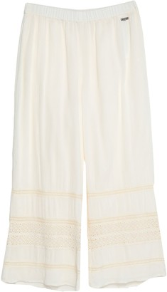 Twin-Set SCEE by TWINSET 3/4-length shorts