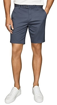 Reiss Wicket Cotton Blend Chino Shorts