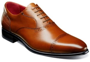 Stacy Adams Men's Heath Cap-Toe Oxfords Men's Shoes