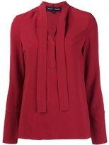 Proenza Schouler v-neck blouse