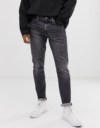 Levi's 512 slim tapered fit jeans in washed gray