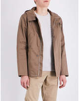 A.p.c. Cliff Cotton-blend Parka Jacket