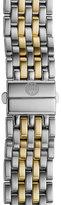 Michele Women's Deco 16 16Mm Two-Tone Bracelet Watchband
