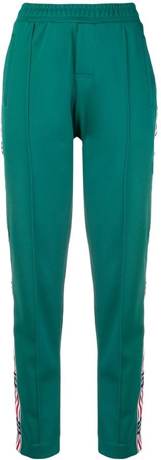 Zoe Karssen Straight Leg Track Pants