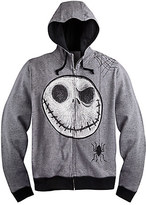 Disney Jack Skellington Zip Hoodie for Men