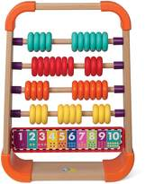 Infantino Natural Wood Colorful Count Abacus Development Toys