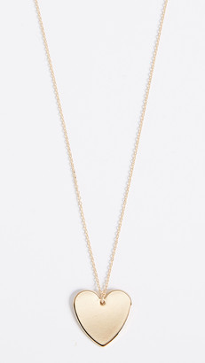 Cloverpost Heart Necklace