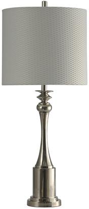 Stylecraft Transitional Metal Base Table Lamp