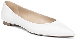 Sam Edelman Women's Sally Pointed Toe Suede Flats