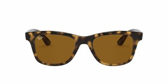 Ray-Ban RB4640F Asian Fit Square Sunglasses