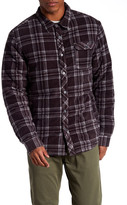 O'Neill O&Neill Glacier Quilted Plaid Shirt