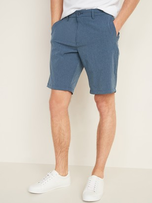 Old Navy Slim Go-Dry Shade StretchTech Shorts for Men -- 10-inch inseam