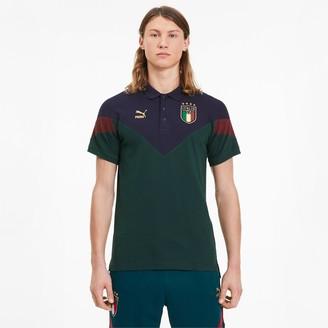 Puma FIGC Iconic MCS Men's Polo