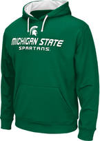Men's Stadium Michigan State Spartans College Pullover Hoodie