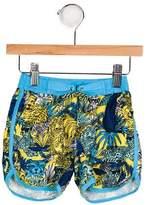 Little Marc Jacobs Boys' Printed Swim Trunks