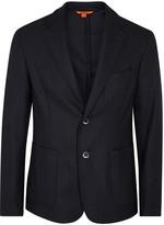 Barena Brotto Navy Flannel Jacket