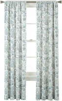 JCPenney Home ExpressionsTM Tessa Thermal Back Rod-Pocket Curtain Panel