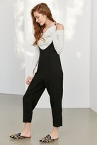 Silence & Noise Silence + Noise Cary Overall Suspender Pant