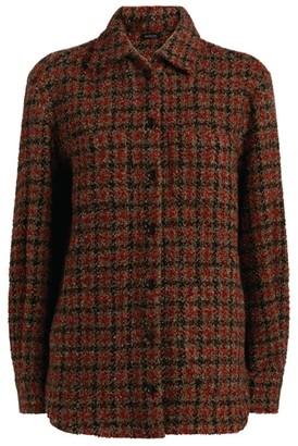 Kiton Boucle Weave Jacket