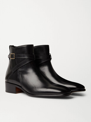 Tom Ford Rochester Leather Chelsea Boots