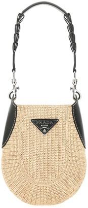 Prada Hobo Shoulder Bag