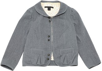 Marc by Marc Jacobs Grey Wool Jackets