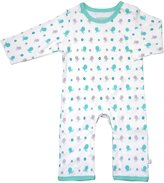 Baby Soy Organic Pattern One Piece (Baby) - Octopus-18-24 Months