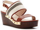 Louise et Cie Quincy Platform Wedge Sandal
