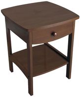 Winsome Curved Nightstand