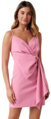 Forever New Lindsey Bow Mini Dress