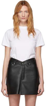 Coperni White Logo T-Shirt